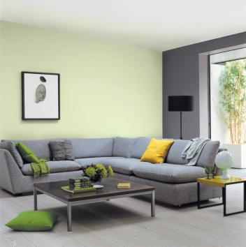 Let S Colour Id On Twitter Ingin Ruang Tamu Terkesan Lbh Luas Siasati Dg Permainan Warna2 Lembut Seperti Putih Krem Kuning Gading Turquoise