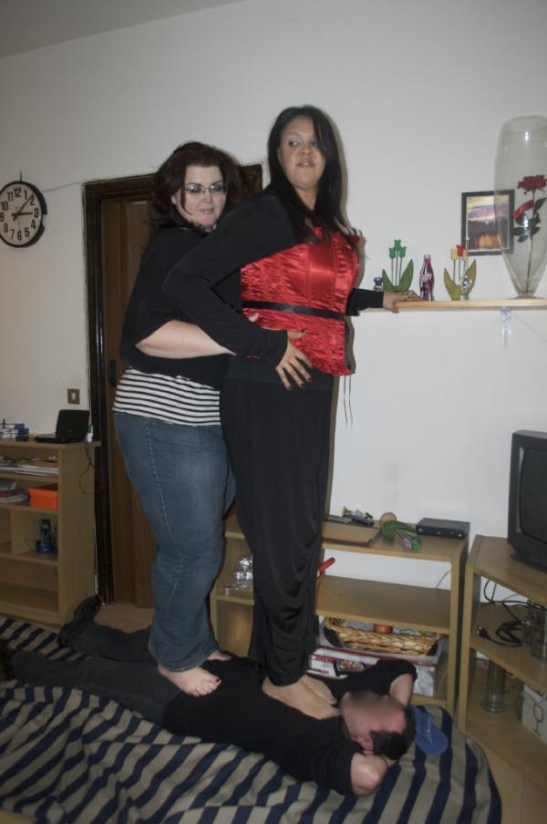 Interracial Bbw Lesbian Orgy