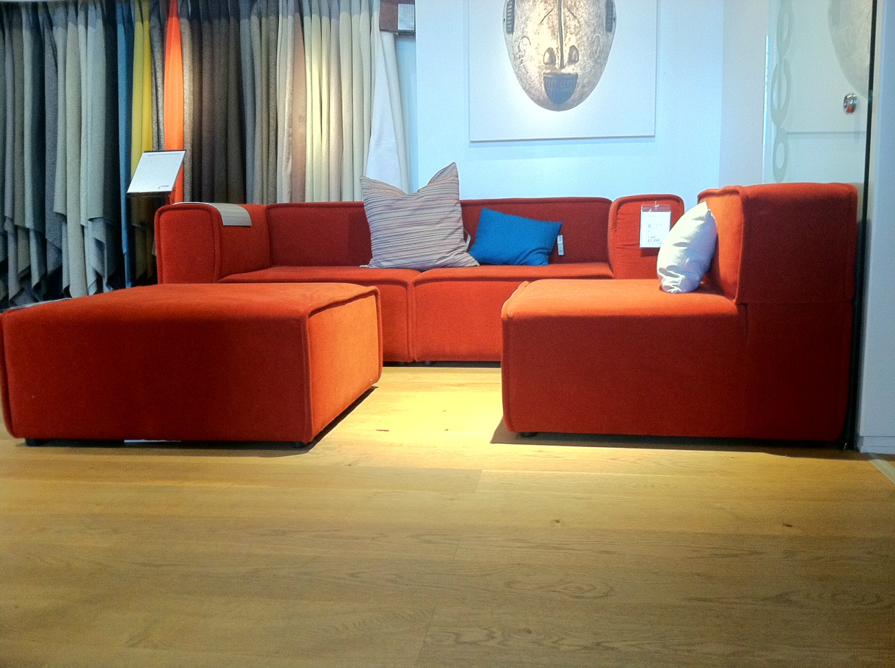 Boconcept Chicago On Twitter This Amazing Modular Carmo Sofa Floor Model Is 20 Off Mention