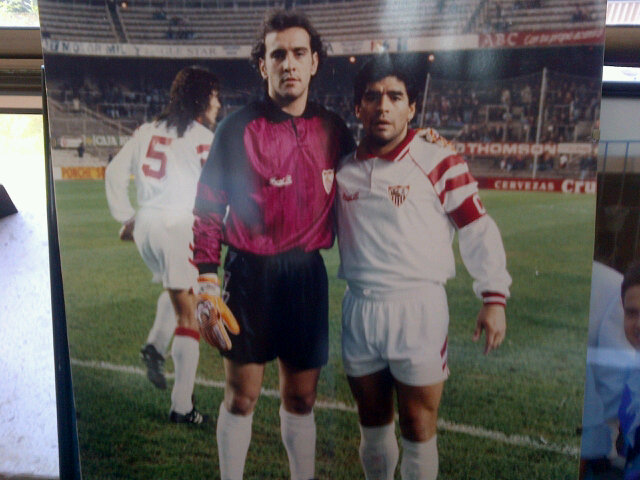 ¿Cuánto mide Diego Armando Maradona? - Altura - Real height Avl2AnqCEAAaBnt?format=jpg&name=small