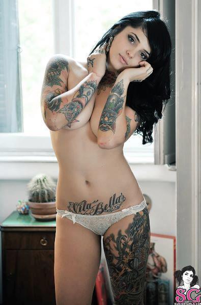 фото сексуальные тату