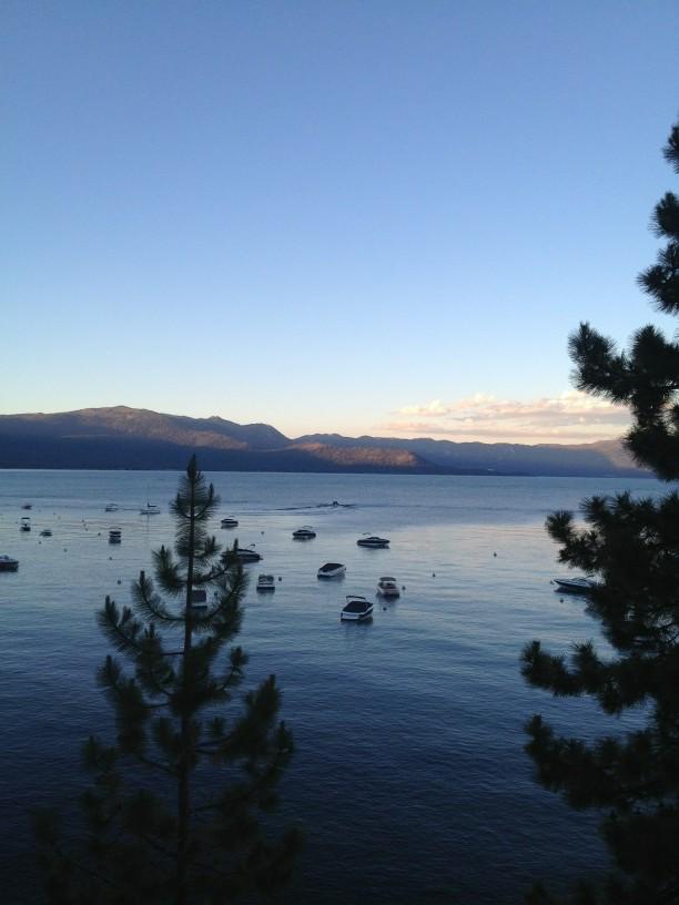 Twitter / dcstalder: Spectacular Lake Tahoe. ...