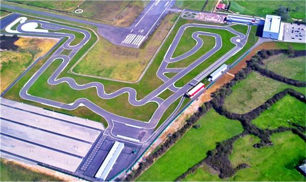 Circuito Karting : Fernando alonso on twitter quot foto aérea del complejo