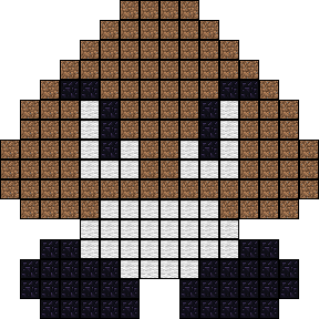 Joselandia On Twitter Plantilla Para Pixel Art En