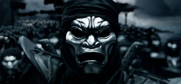 """Legendary on Twitter: """"""""Immortals…we'll put their name to ... Persian Immortals Mask"""