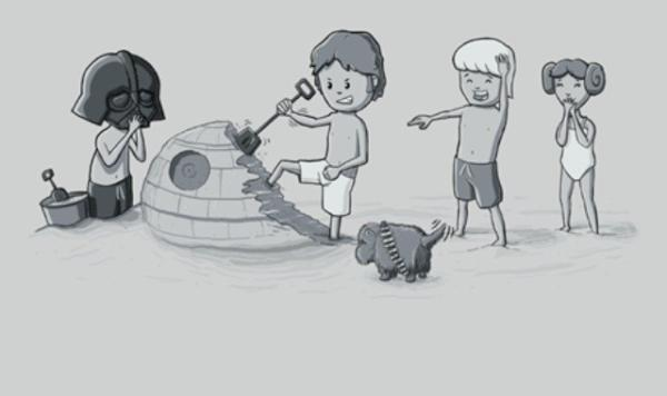 Proof that Rebels are just jerks #starwars http://t.co/Y3pyGctl