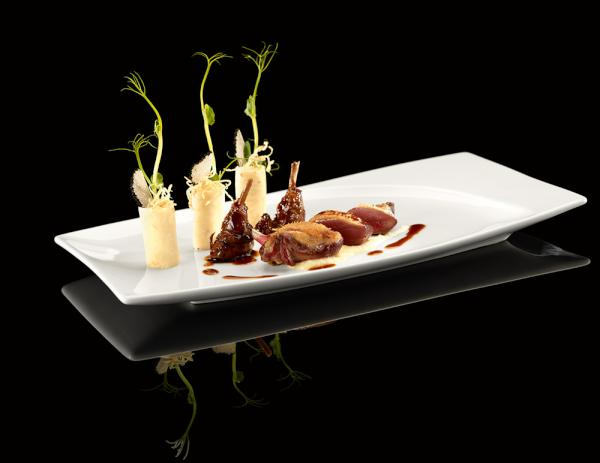 Rak Porcelain on Twitter \ Our Mazza Collection - Flat rectangular Plate. //t.co/o4BAgD8U\  & Rak Porcelain on Twitter: \