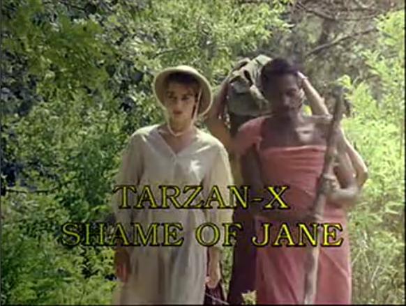 Mesmerised by a Jane and I am no Tarzan | Sam's Alfresco Coffee