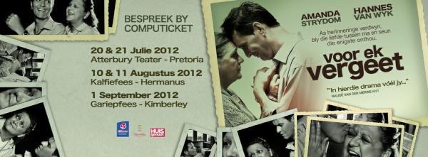 @Voor_Ek_Vergeet NUWE Toer-datums bekend! #AmandaStrydom & #HannesVanWyk in #trefferdrama http:/goo.gl/j10T9 http://t.co/3oPcBGYW