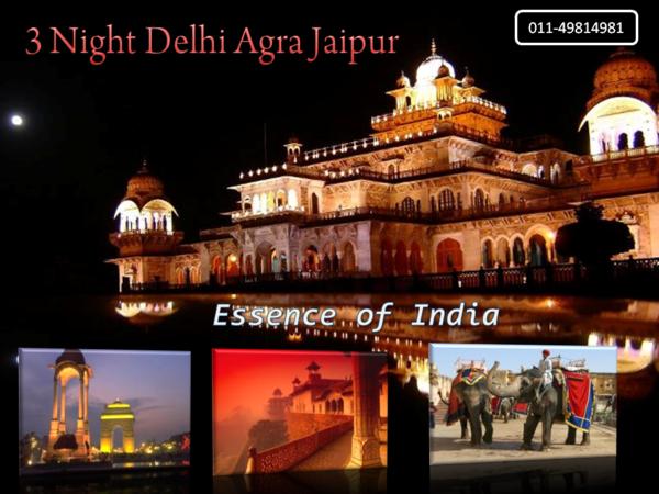 Delhi Jaipur Journey