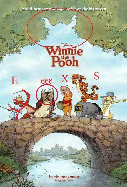 "About Illuminati on Twitter: ""Winnie The Pooh: Sex subliminal ..."