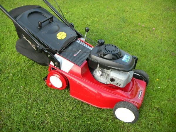 south west mowers  twitter mountfield  honda  propelled rear steel roller petrol lawn