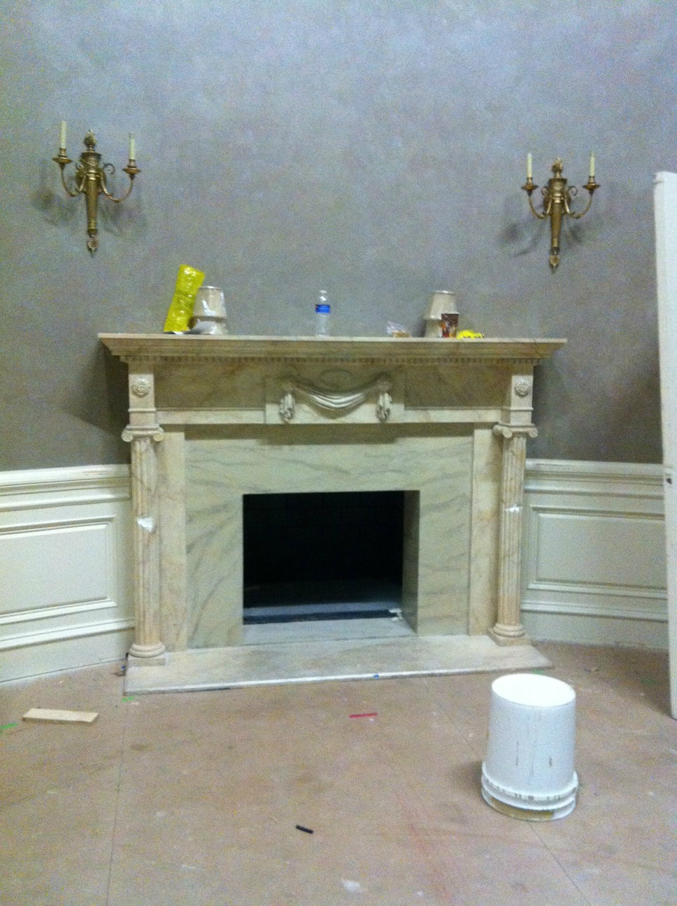 oval office fireplace. Scandal Writers On Twitter: \ Oval Office Fireplace C