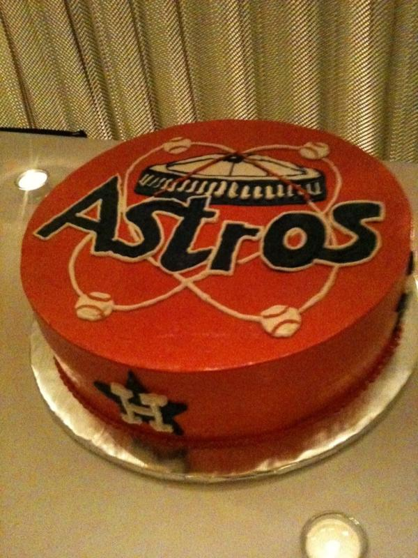 Houston Astros On Twitter Want A Slice Of This Cake Call 713 66