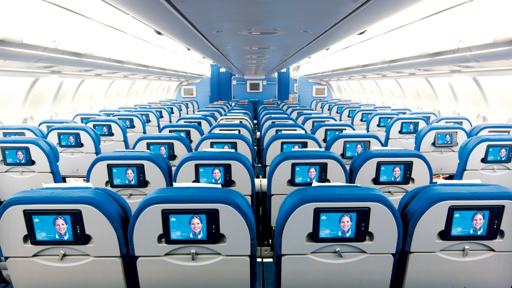 royal dutch airlines on twitter the interior of a klm