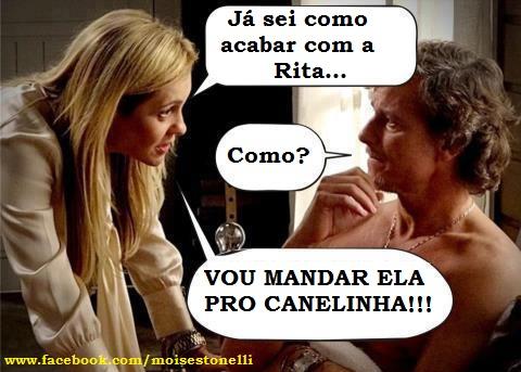 Carminha arma um plano pra acabar com a Nina\Rita #OiOiOi107 #AvenidaBrasil http://t.co/o7J8fnWR