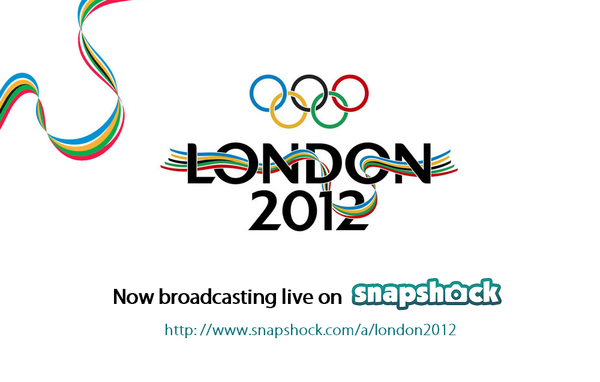 We are broadcasting @london2012 Olympic Games live on @Snapshock !! Check out http://t.co/NfEhimi8 http://t.co/fzT0ukx0