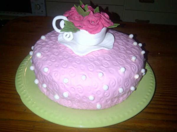 Peachy Cake Bling Sindycoetzee Twitter Birthday Cards Printable Inklcafe Filternl