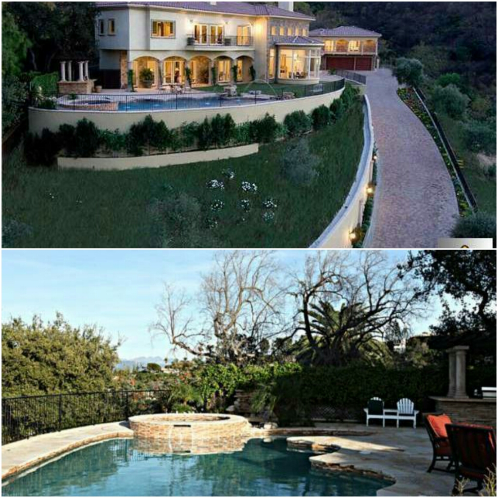 "Birkenstock Sherman Oaks Home: Realitytvshow On Twitter: ""#BGC6 House! 14888 Round Valley"