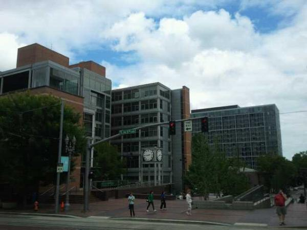 A better angle on Portland State University... http://t.co/Iv1jDubh