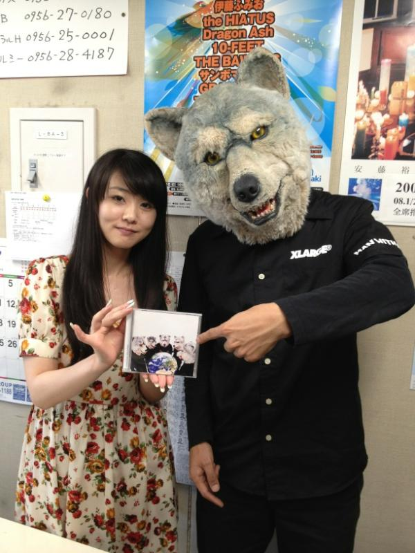 MAN WITH A MISSION on Twitter:...