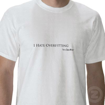 'I Hate Overfitting Tshirts $23.95' http://t.co/DjT28I8w