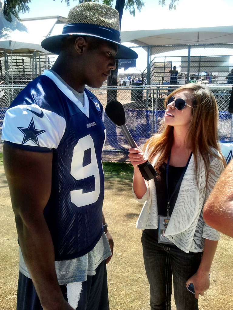 #CowboysNation what do you think about @DeMarcusWare hat? http://t.co/yUbxMYpO