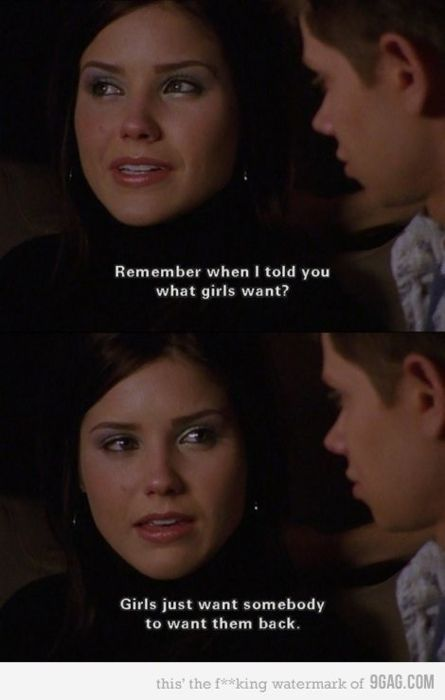 One Tree Hill Quotes on Twitter: \