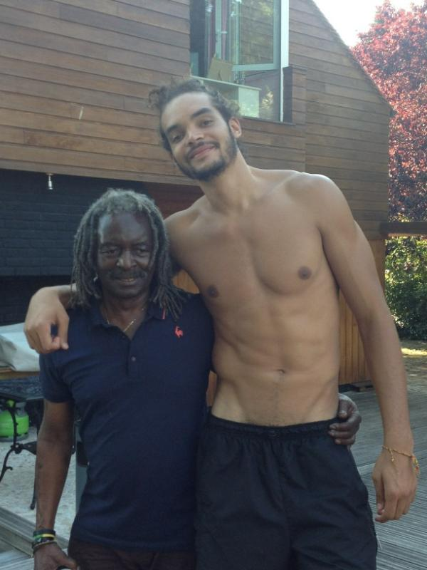Joakim Noah On Twitter Me And My Grandfather Real Chief
