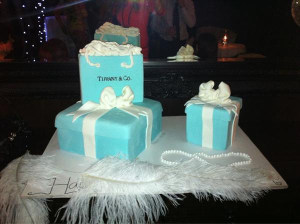 Tremendous Jo Hawley On Twitter Tiffany Co Birthday Cake Brooke21 Funny Birthday Cards Online Benoljebrpdamsfinfo