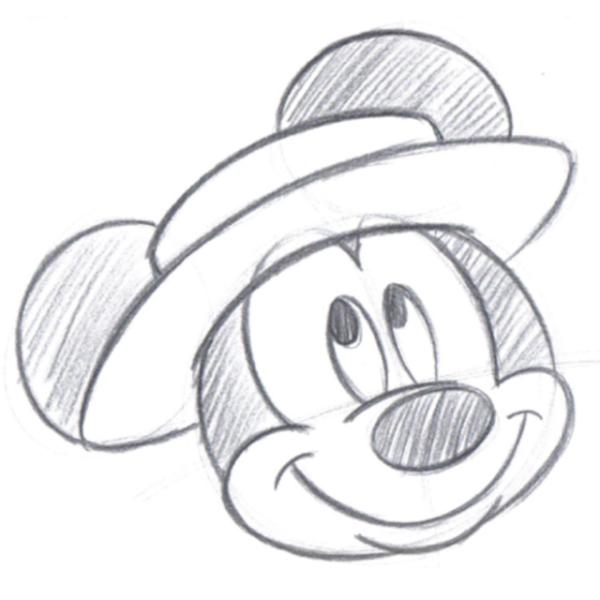Art Monkey On Twitter First Mickey Mouse I Ever Did Http T Co