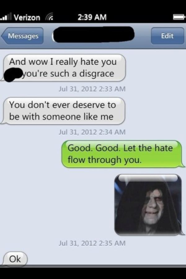Sith heartbreakers @LordPalpatine #starwars http://t.co/A1cDMO65