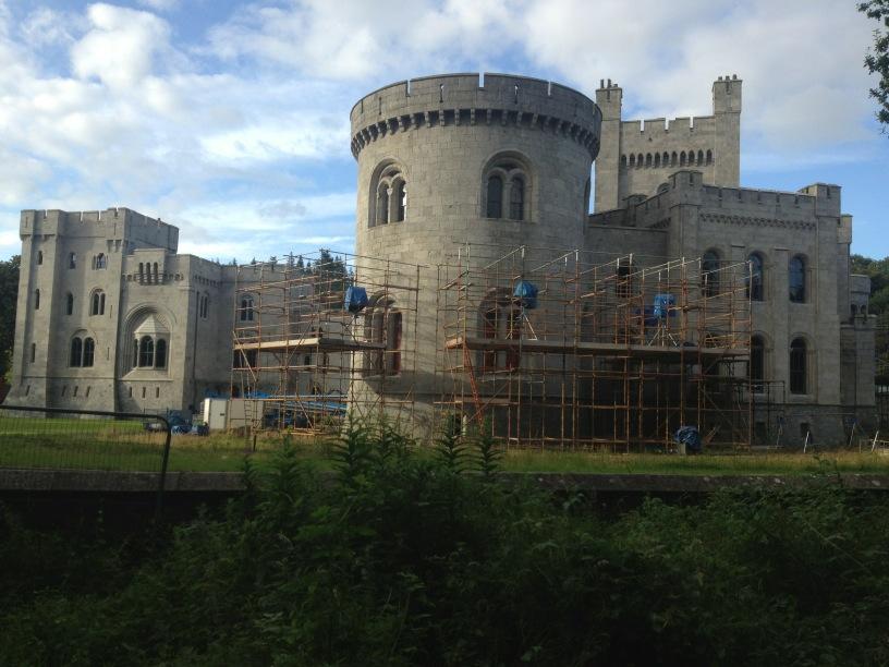 """John Hooks on Twitter: """"Game of thrones set at gosford castle http ..."""