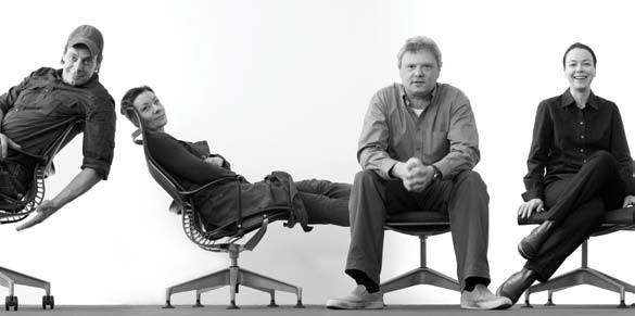 The Setu family of chairs were created for how we work and live now. Designed by Studio 7.5 from Germany. http://t.co/h3ccQkjR