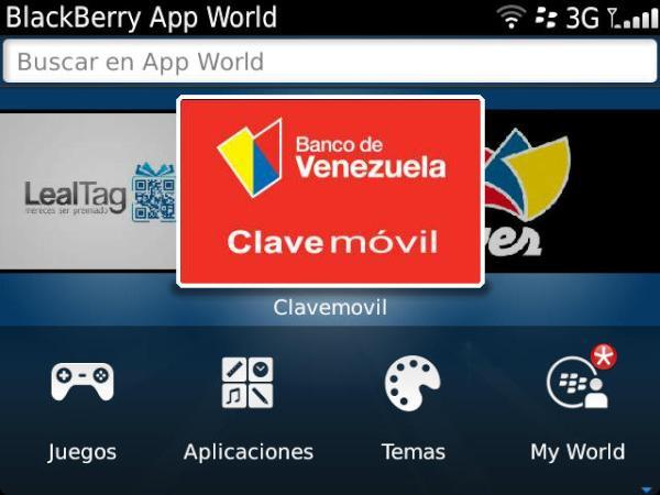 Banco de venezuela on twitter en caso de no realizar la for Banco de venezuela clavenet personal