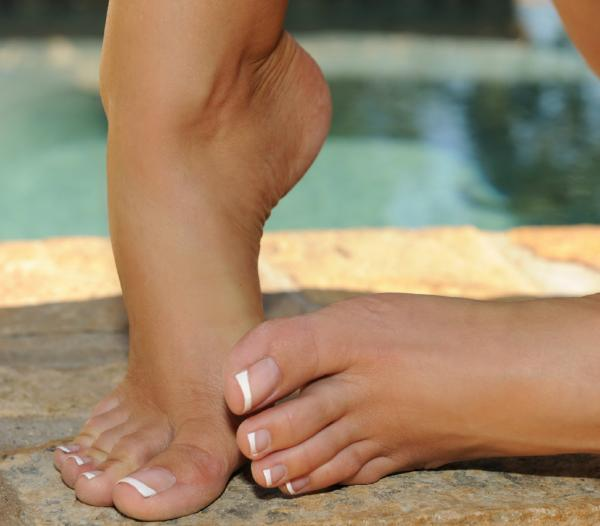 Prettiest feet in porn