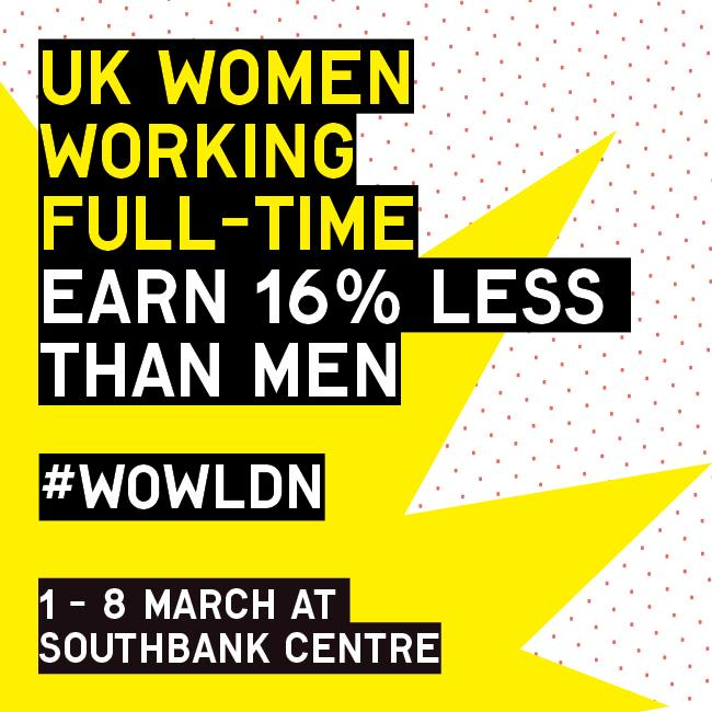 #WOWLDN arrives @southbankcentre today! Find out what's on and plan your visit here: http://t.co/G7Jgy4GV9J http://t.co/c1MDBfuKQ3