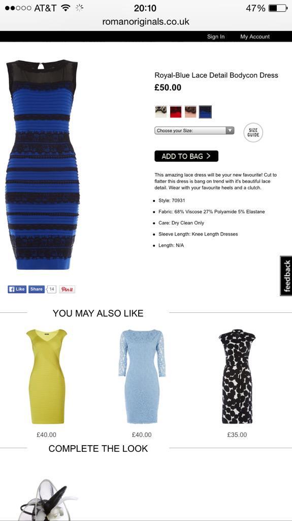 ¿De que color ves el vestido? B-0CPSTWoAA7iJ8