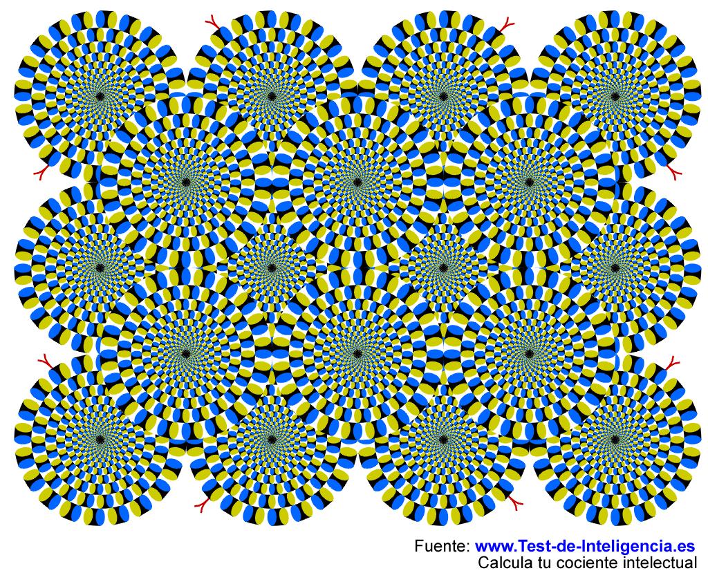 Ahora la gente descubrió las ilusiones ópticas!!! Van a discutir sobre el movimiento de las víboras? #vestido http://t.co/ZGsaauLWxA