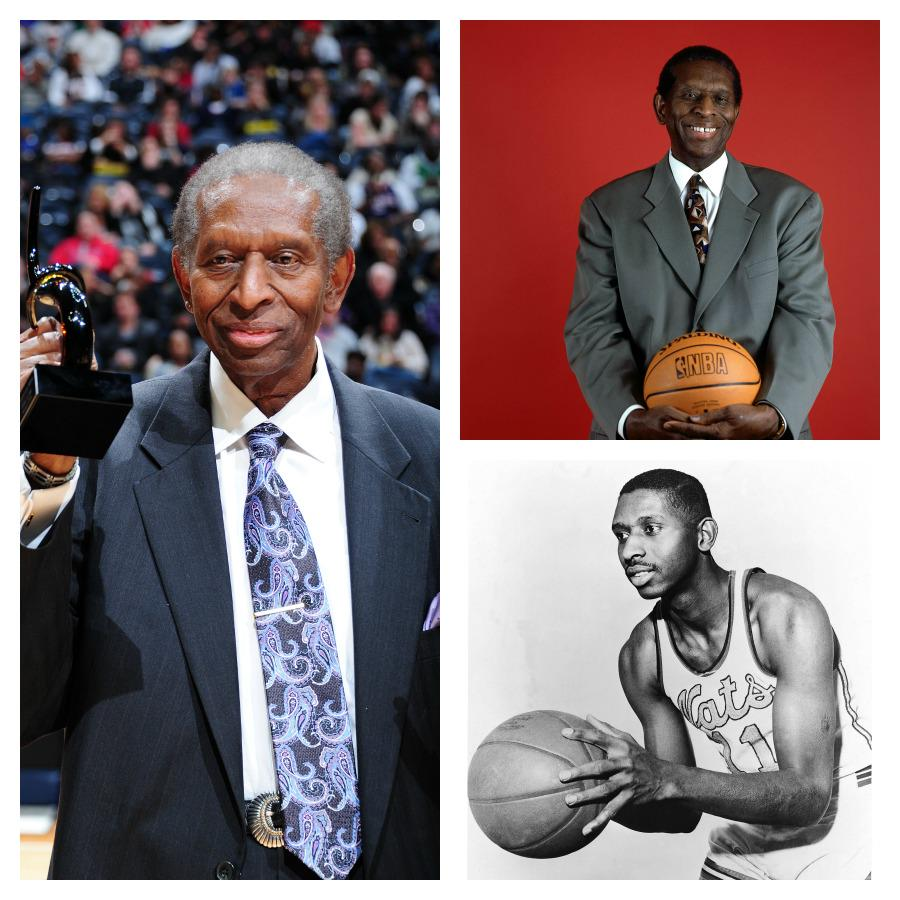 RIP to Earl Lloyd, the first African-American to play in the @NBA. He was 86. http://t.co/2k6cIvX1Xx