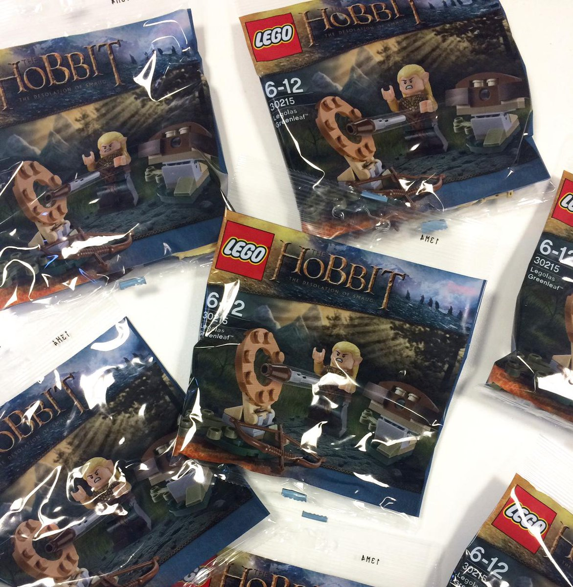#WIN // We have 10 Legolas #LEGO characters up for grabs, RT for a chance to win! http://t.co/egtoqIVNix Ends Monday http://t.co/4B68VbLaVP