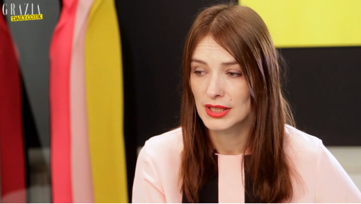 #Grazia10: Watch @RoksandaIlincic on the future of fashion http://t.co/sZ9hP4VNQq http://t.co/aSuo33JAMl