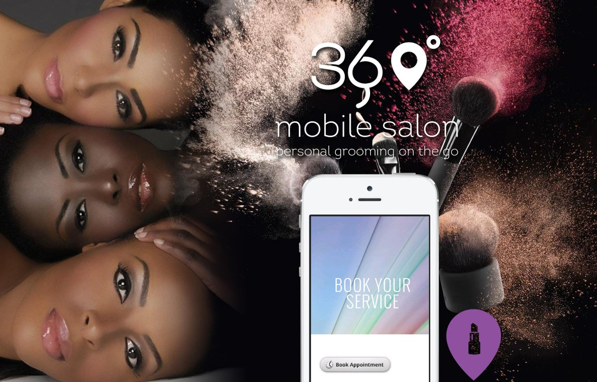 Mobile Hair And Nails Near Me – Papillon Day Spa