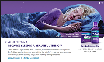 RT @WarcAmericas: Success, like sleep, is a beautiful thing for @PublicisNA & @ZzzQuil, #65 on the #Warc100 See http://t.co/uQ6PmhZbhy http…