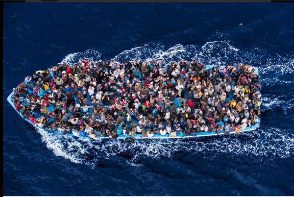 "2015, 1 in 20 people attempting to cross the Mediterranean have died - http://t.co/zgBVDhvqiQ http://t.co/ZiLx6X2sWL"" #geographyteacher"
