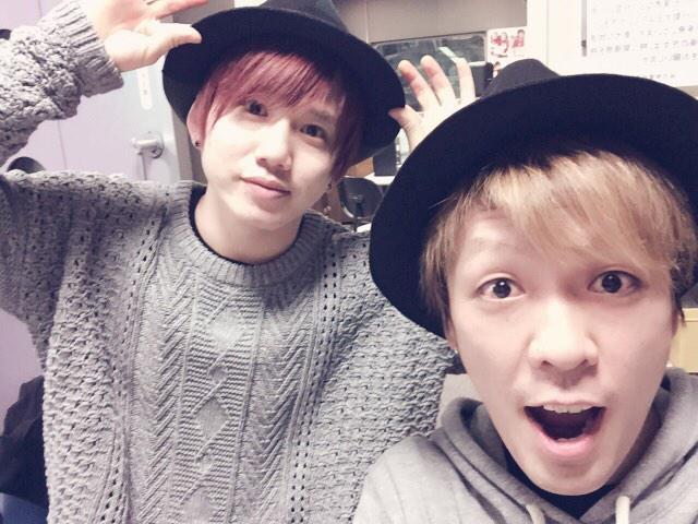 Da-iCE Vocal 花村想太くんがラジオ関西に到着ー!!!(≧∇≦) http://t.co/ZMimYeexYz
