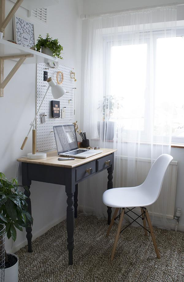 Yes - it's finished! Check out my Workspace Reveal / The Befores & Afters on the blog today: http://t.co/ZSpZOthEvd http://t.co/LIg05kwThd