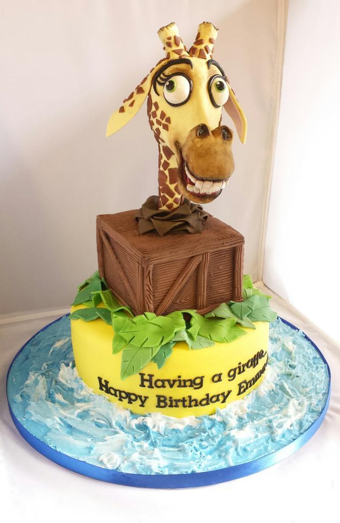 Funky Birthday Cake Designs
