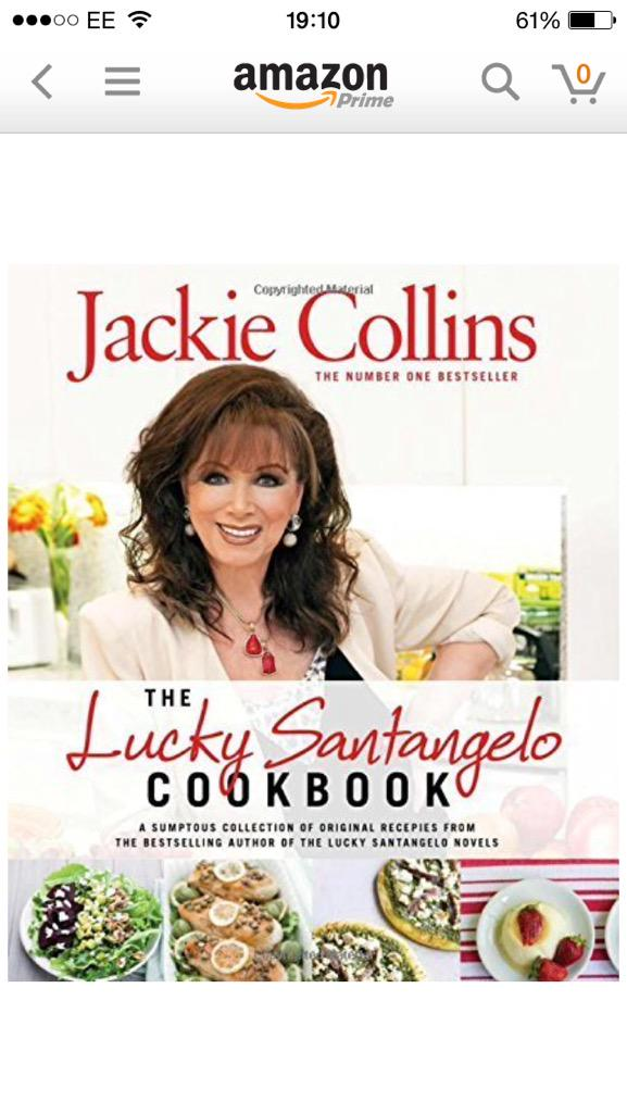 RT @MrsKazzieC: This has got to be my next cookbook... @jackiejcollins http://t.co/Ld5XzwPv3H