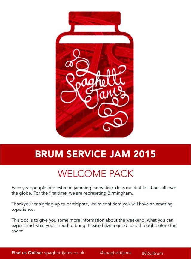 Thumbnail for Service Design Brum team pics